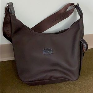 Preowned longchamp shoulder bag